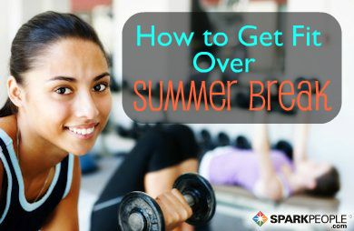 Your #Summer Plan for a Back-to-School Body | via @SparkPeople #fitness #college #workout