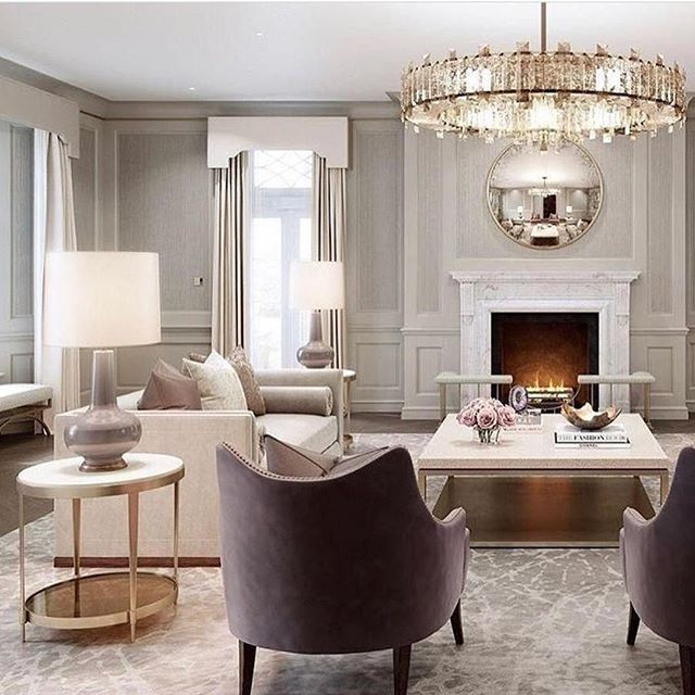 Superb Beautiful Living Room By @laurahammett.interiors #beauty_decor_lifestyle  #design #luxury #ideas
