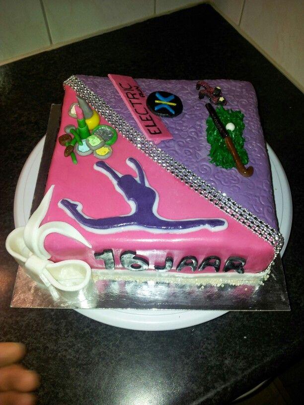 Verjaardag taartje