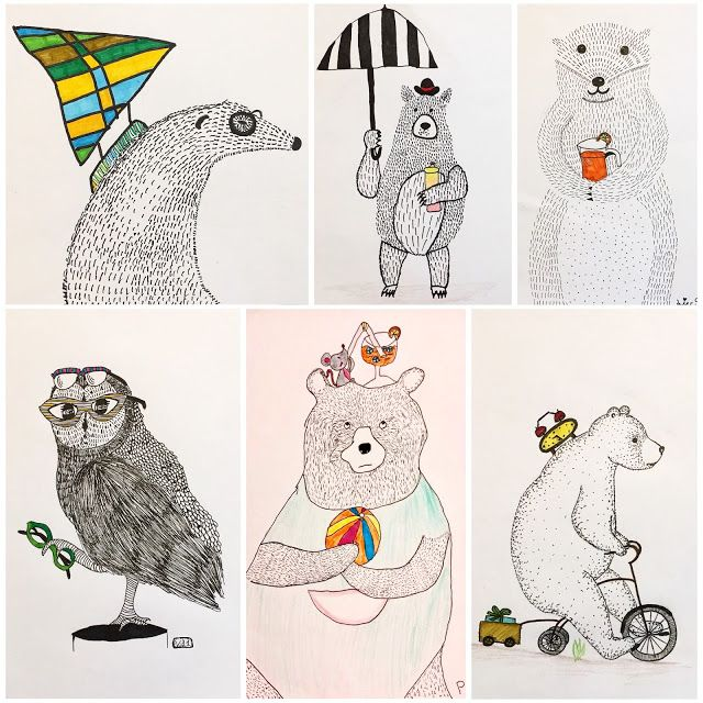 Art Drawing Ideas For Kids Age 11