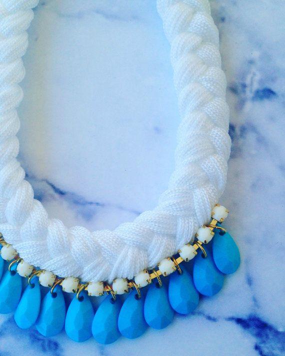 #Statement #Summer #RopeNecklace #Bohemian#Boho #handmadejewelry #handmadeaccessories #etsy #bohochic #luxurylifestyle #fashionstyle #fashion #etsy #greece #gift #giftforher #summertime