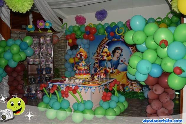 42 best mis decoraciones de fiesta infantil images on for Decoracion con fotografias
