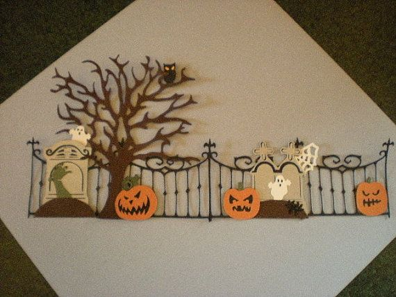 Scrapbook Halloween Border $ 1.99