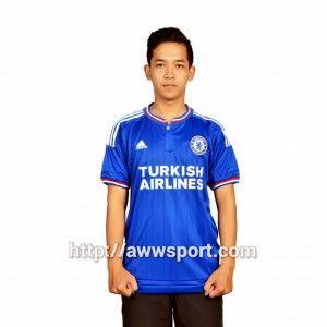 Jual Jersey bola Chelsea Home 2015-2016 Baju bola terbaru Chelsea 2016 Jersey Chelsea 2015-2016
