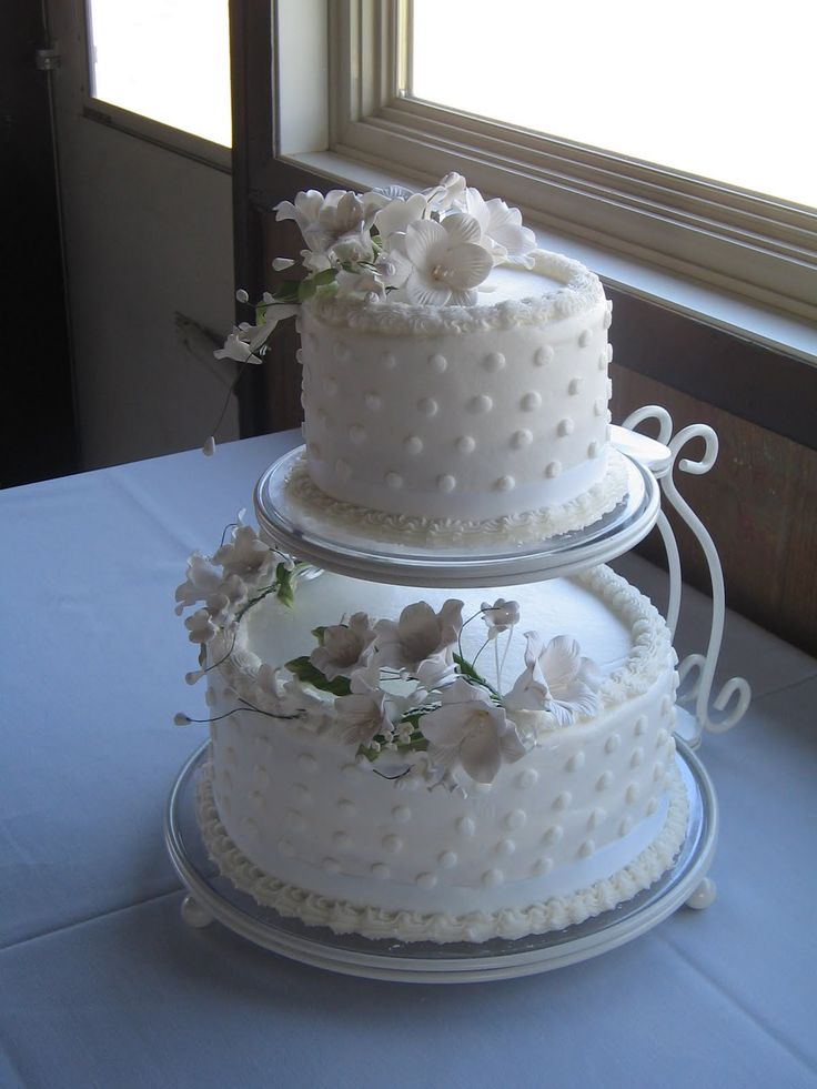 how to make a two tiered wedding cake 35 best 2 tier cake stand cakes images on cake 15877
