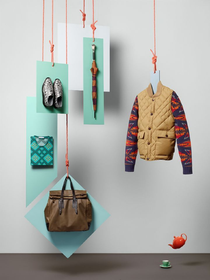 triada BFC & GQ Collections by Sarah Parker, London