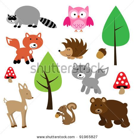 forest animalsWoodland Animal, Schools Room, Forests Animal, Art Clipart, Woodland Creatures, Animal Clipart, Free Clipart, Animal Clips, Clips Art