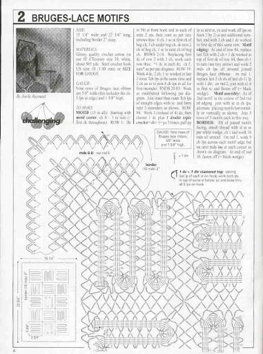 Decorative Crochet Magazines 54 - Gitte Andersen - Picasa Web Albums