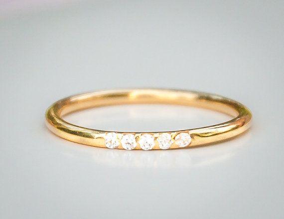 17 Best Ideas About Thin Diamond Band On Pinterest Diamond Band Wedding Rin