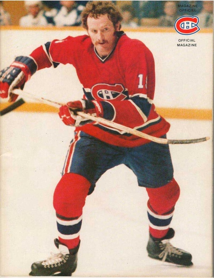 Larry Robinson Montreal Canadiens