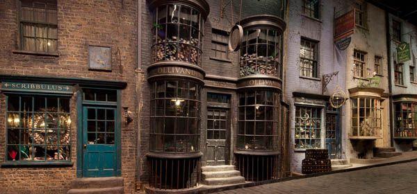 Street View te lleva el mundo de Harry Potter