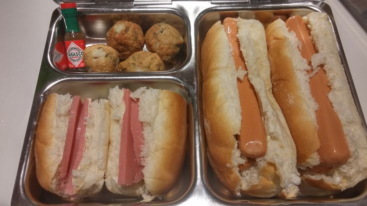 Hungry Hubby And Family: Lunchbox: Mommy Daddy and Me