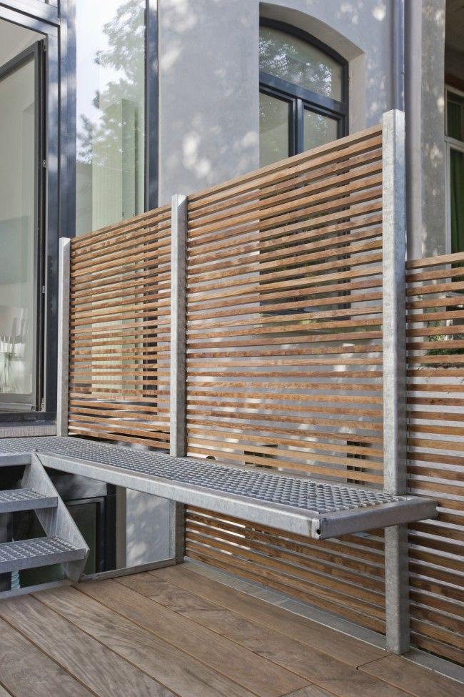 17 beste idee n over hek decoraties op pinterest for Opbergsysteem schuur
