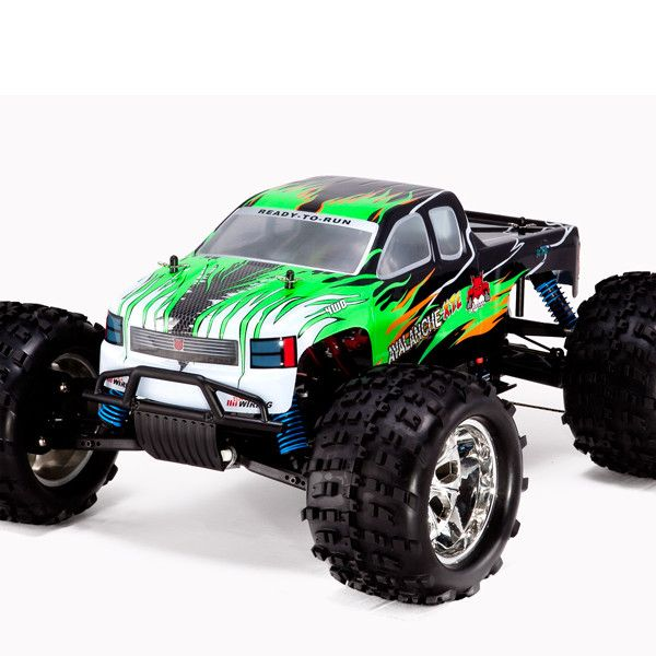 Avalanche XTE 1/8 Scale Brushless Electric RC Truck $355.00 http://hobbyzobby.com/product/avalanche-xte-18-scale-brushless-electric-rc-truck