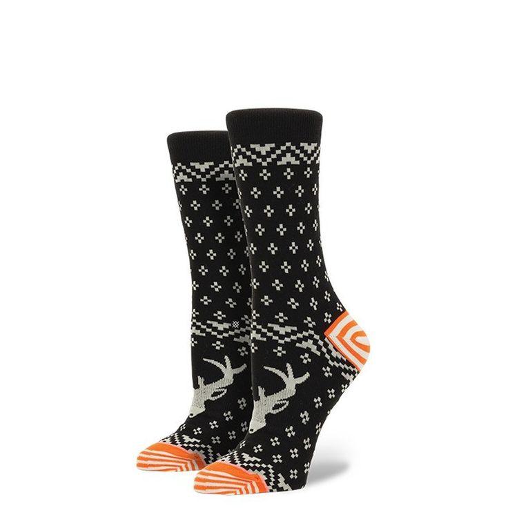 Stance Womens Hunter Socks (Multi)