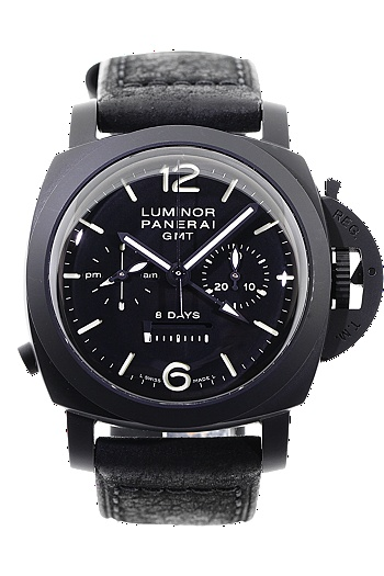 Certified Pre-Owned #Panerai Luminor GMT #WatchStories #vintage