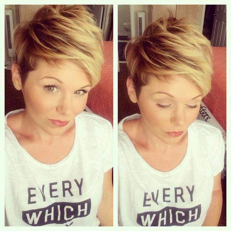 Weg mit der altmodischen Frisur, nimm etwas Kurzes! 11 freche Kurzhaarfrisuren … - Neue Frisur