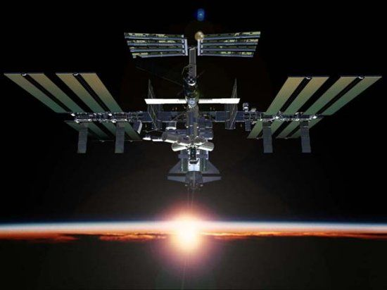NASA Schedules Space Walks to Fix ISS