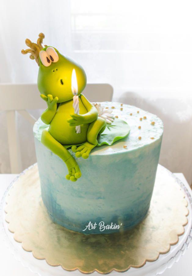 FrogCake by Art Bakin