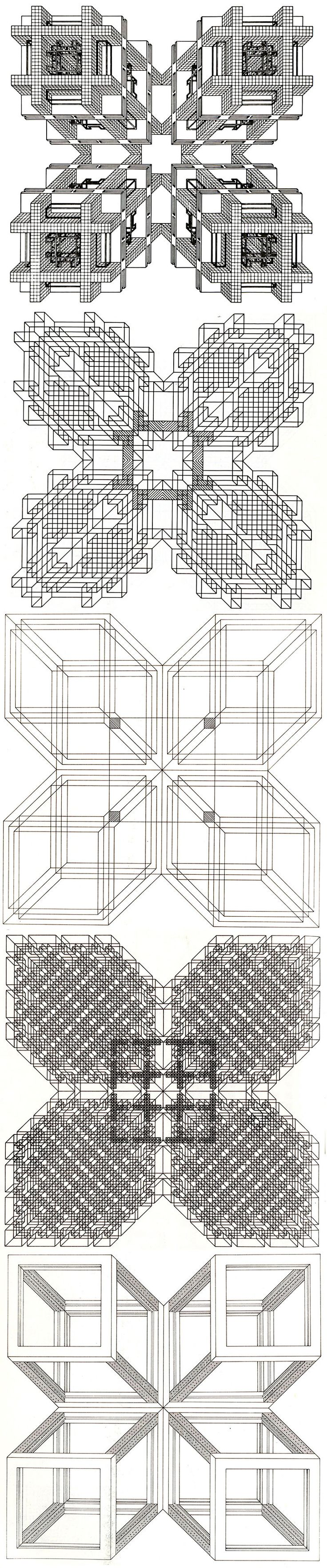 S.Tigerman and G.L. Crabtree: The Formal Generators of Structure, 1975 – SOCKS