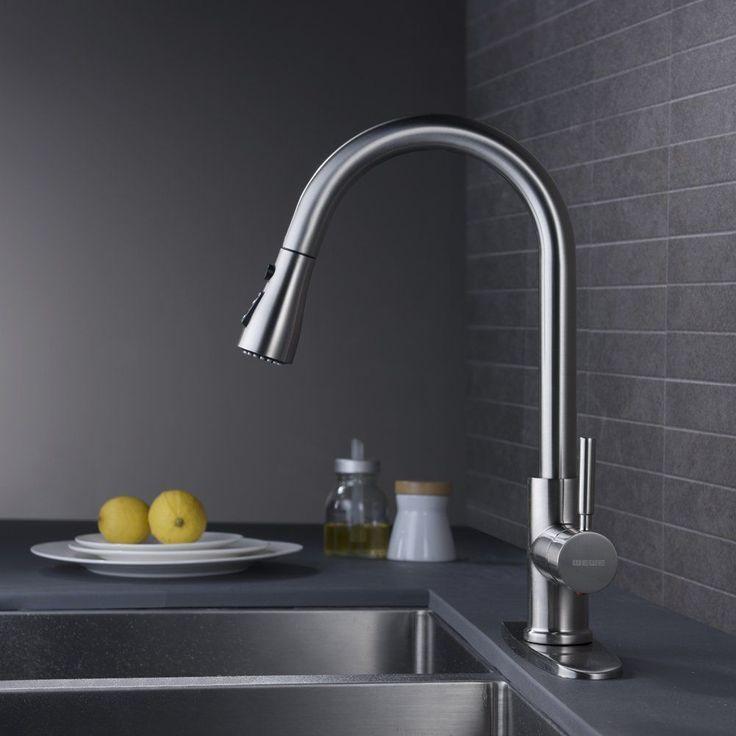 The Best Kitchen Faucets Of 2019 Kitchen Best Kitchen Sinks