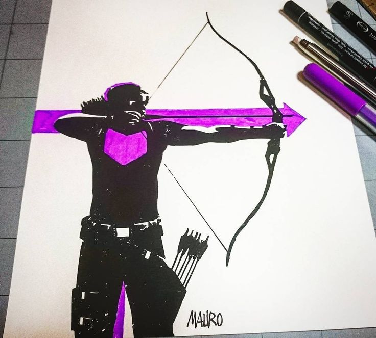 #draw #drawing #tattoo #nerd #geek #illustration #illustrator #marvel #comics #popart #art #artist #shadows #sketch #sketchbook #colours #manga #anime #hawkeye #captainamericacivilwar #civilwar