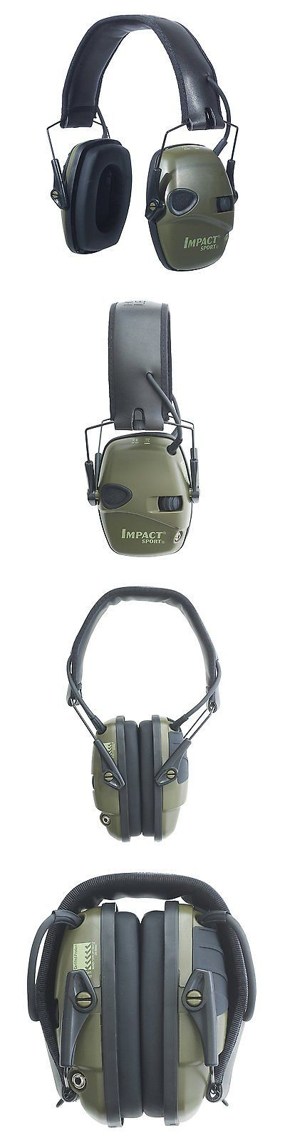 Hearing Protection 73942: Hearing Protection Muff Noise Gun Earmuffs Shooting Electronic Mp3 Headphones -> BUY IT NOW ONLY: $49.14 on eBay!
