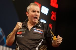 Phil Taylor makes history with lucrative Target deal