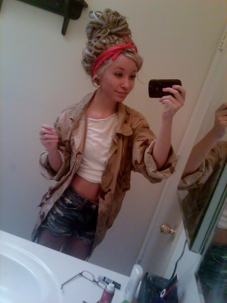 #dreads shes adorable (: