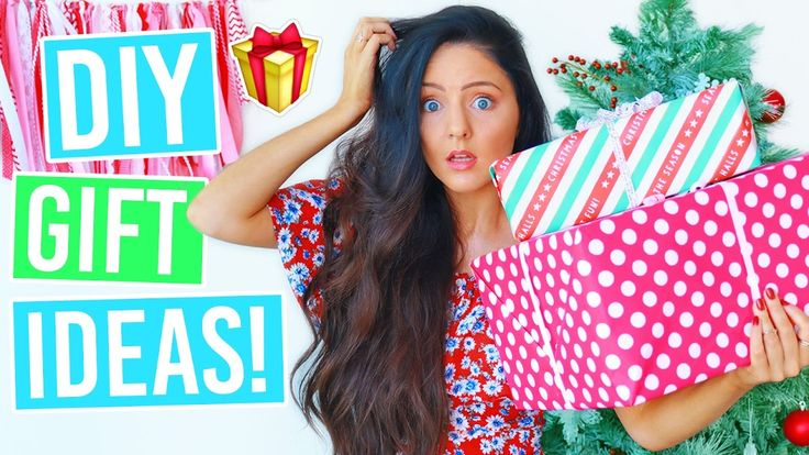 DIY GIFT IDEAS 2016! Cheap + Easy Gifts For Family & Friends This Christ...