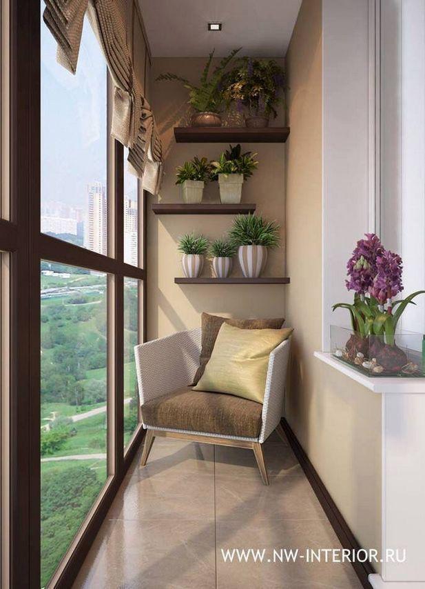 Small Balcony Design Apartments Ideas 27 Wohnung Balkon Dekor
