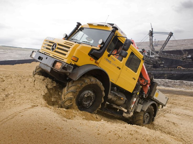 Mercedes-Benz Unimog U5000 L Double Cab (437) '2000–13