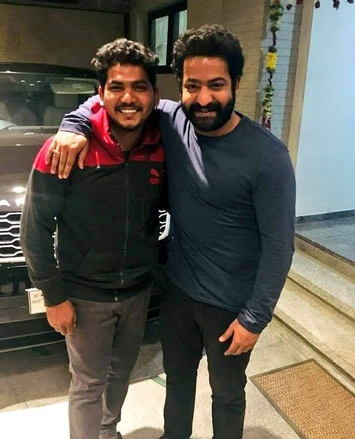 Jr NTR and Ram Charan are working together for Baahubali film maker