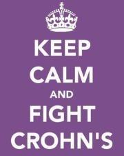 Crohns Awareness.
