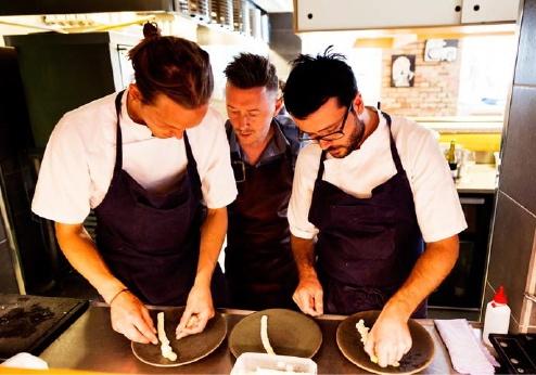 Restaurant Relæ - Jægersborggade 41   2200 København N