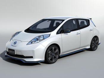 Nissan Leaf Nismo Performance Package '2013–pr.