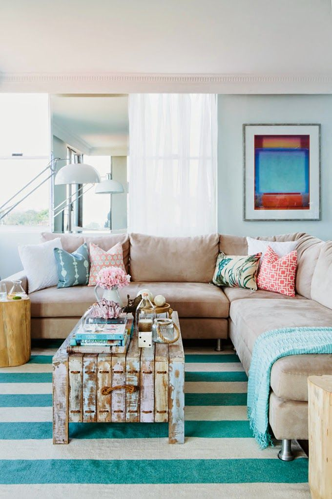 House of Turquoise: Dining Room