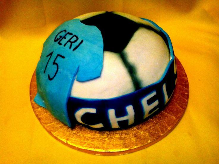 Foci/Chelsea torta