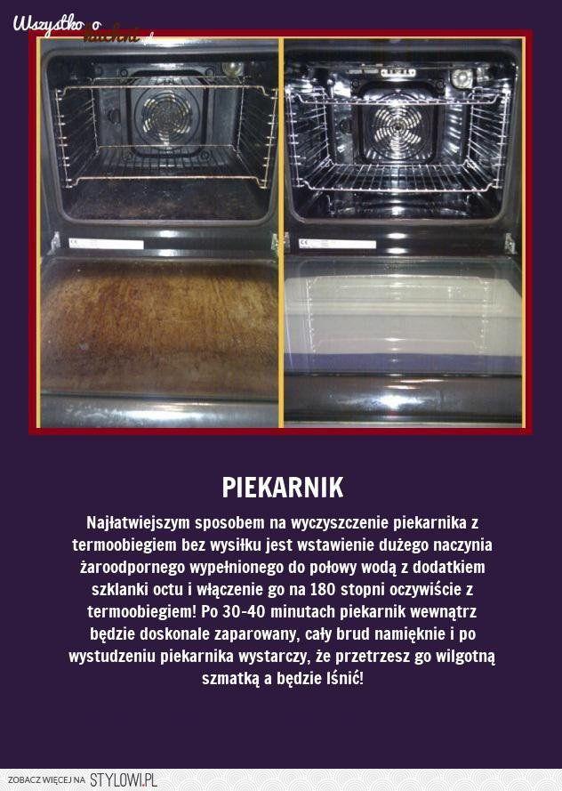 czyszczenie piekarnika na Stylowi.pl