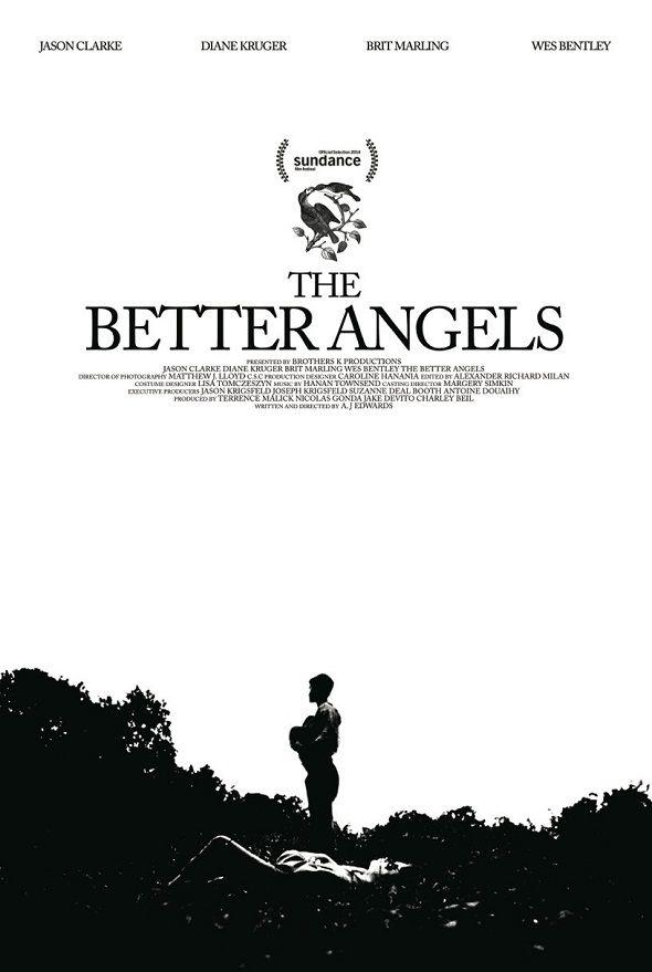 'The better angels' nos traslada a  la infancia de Lincoln de la mano de Terrence Malick.