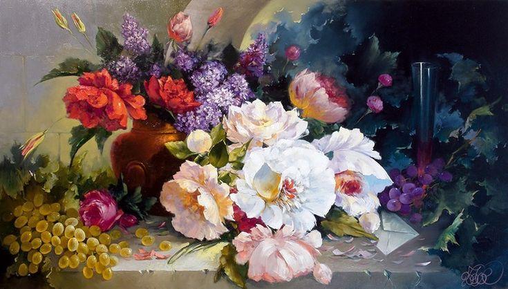 Цветочное от Антона Горцевича