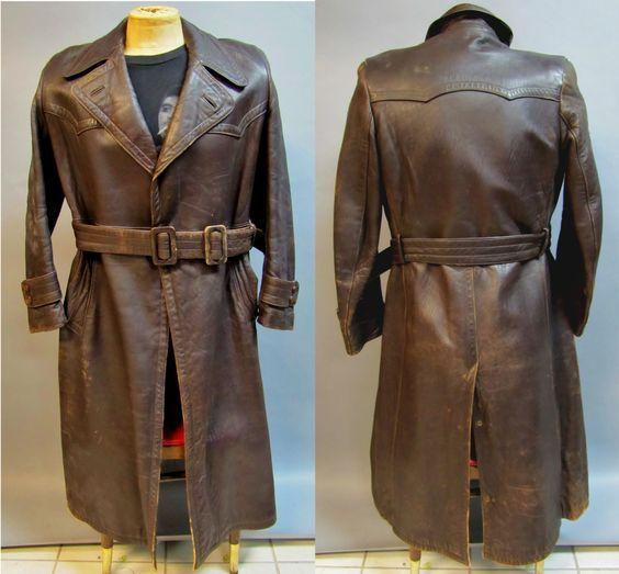 Bildresultat för old mans overcoat 1940