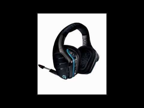 Pro Gaming Headset For PC EasySMX With Mic Logitech G933 Artemis Spectrum