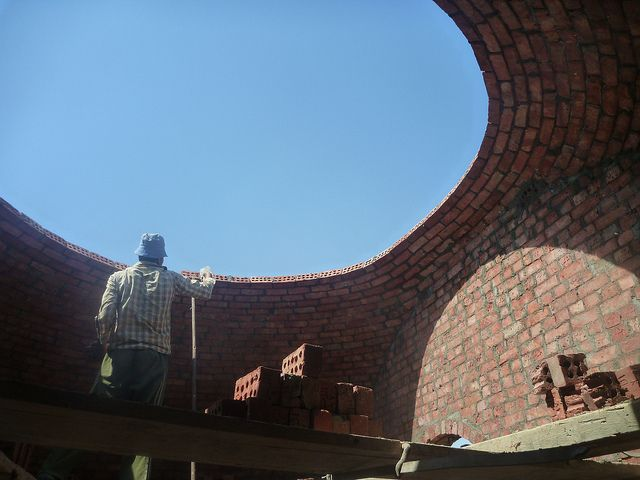 Dome building 3