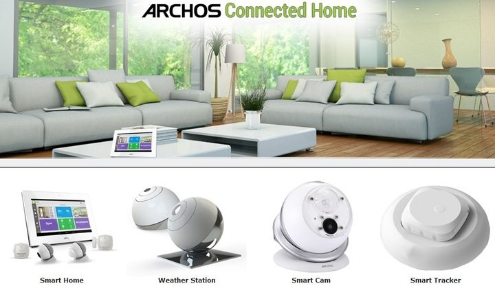 Archos smart connected home-1
