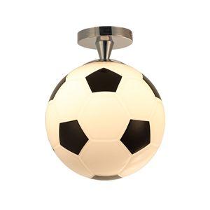 (EU Lager)Moderne Deckenleuchte Fußball Design 1-flammig