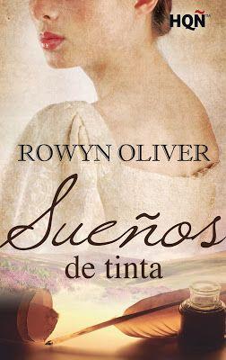 Reseña   Sueños de tinta, Rowyn Oliver