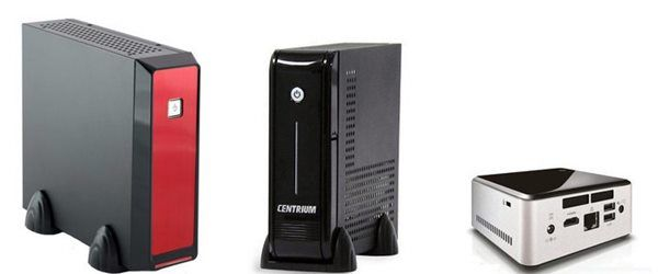 O mini PC é projetado de forma compacta, para ser plugado somente em um monitor. Os modelos da lista apresentam formato desktop, com conectores HDMI, USB, áudio e vídeo. http://www.blogpc.net.br/2016/10/Veja-os-modelos-de-minicomputadores-a-venda-no-Brasil.html #minicomputadores