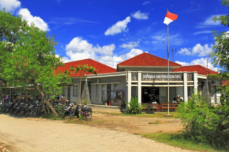 Kantor Dinas Kependudukan dan Catatan Sipil Kabupaten Bantul