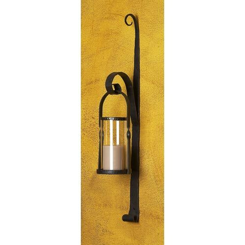 Bella toscana tuscan candle lantern candleholders for Home interior 5 arm sconce